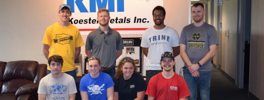internships at KMI